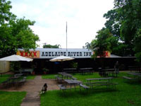 Adelaide River township